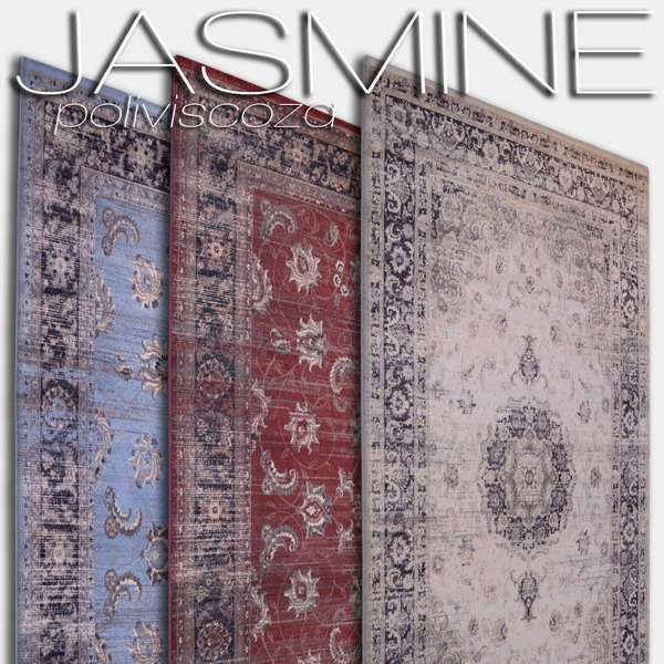 Dywany kolekcji JASMINE